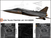 Jet da combattimento 3d model