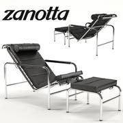 Zanotta Genni 3d model
