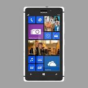 诺基亚Lumia 925 3d model