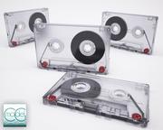 muziek tape B 3d model