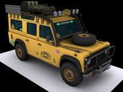 Verdediger 4door 3d model