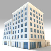 City Buildings 3d model