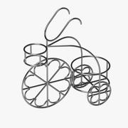 Flower Pot Support 2 3d model