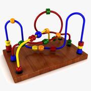 Bead Maze 3d model