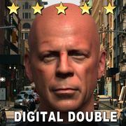존 맥 크레인 3d model