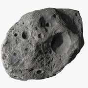 Asteroide 05 modelo 3d