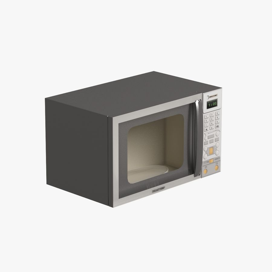 Cucina elettronica 006 royalty-free 3d model - Preview no. 4