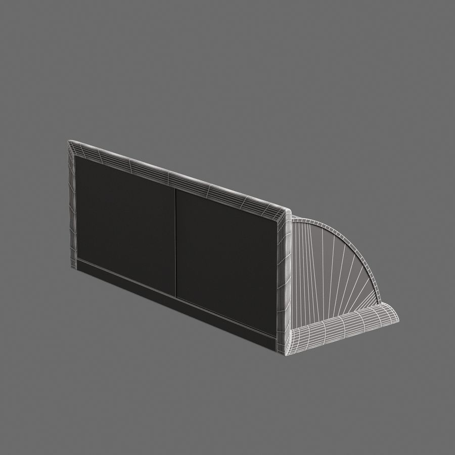 Cucina elettronica 009 royalty-free 3d model - Preview no. 8