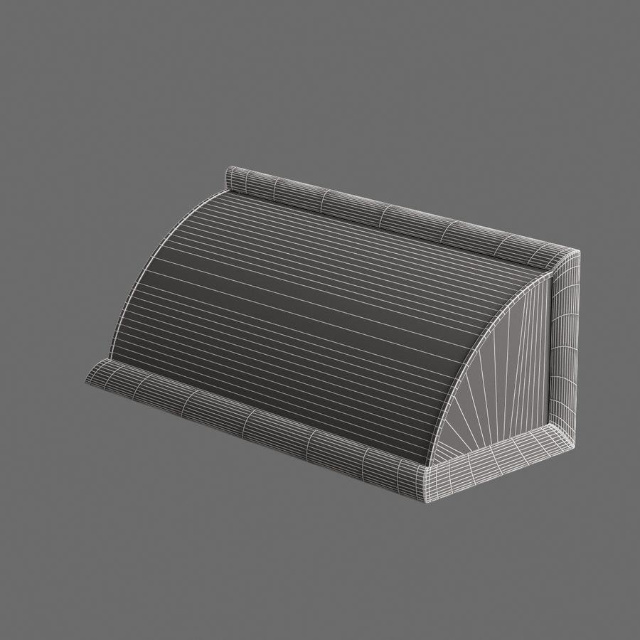 Cucina elettronica 009 royalty-free 3d model - Preview no. 7
