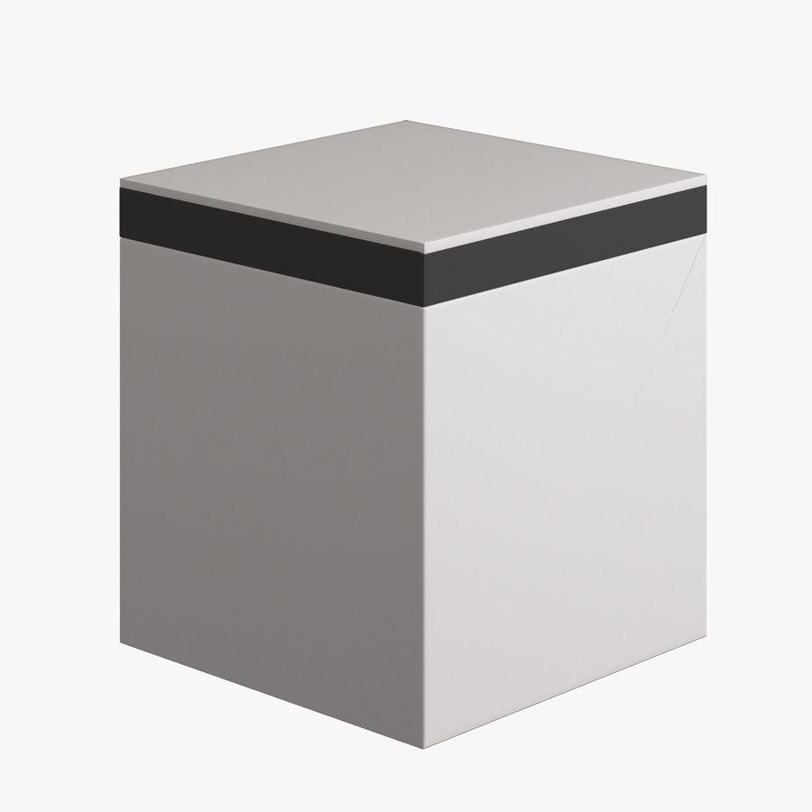 电子洗衣002 royalty-free 3d model - Preview no. 6