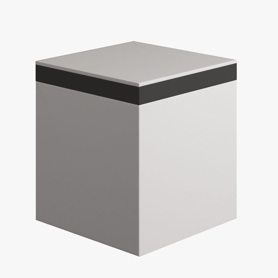 电子洗衣002 royalty-free 3d model - Preview no. 5