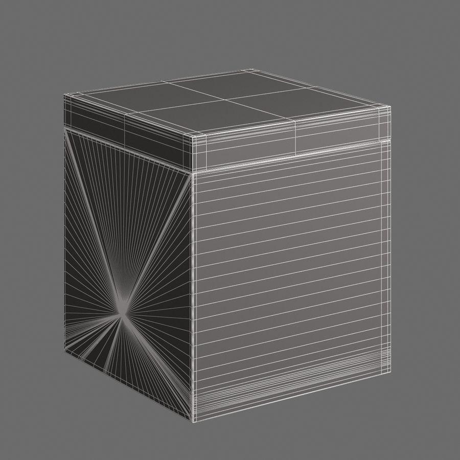 电子洗衣002 royalty-free 3d model - Preview no. 8