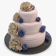 Cake 02 3d model