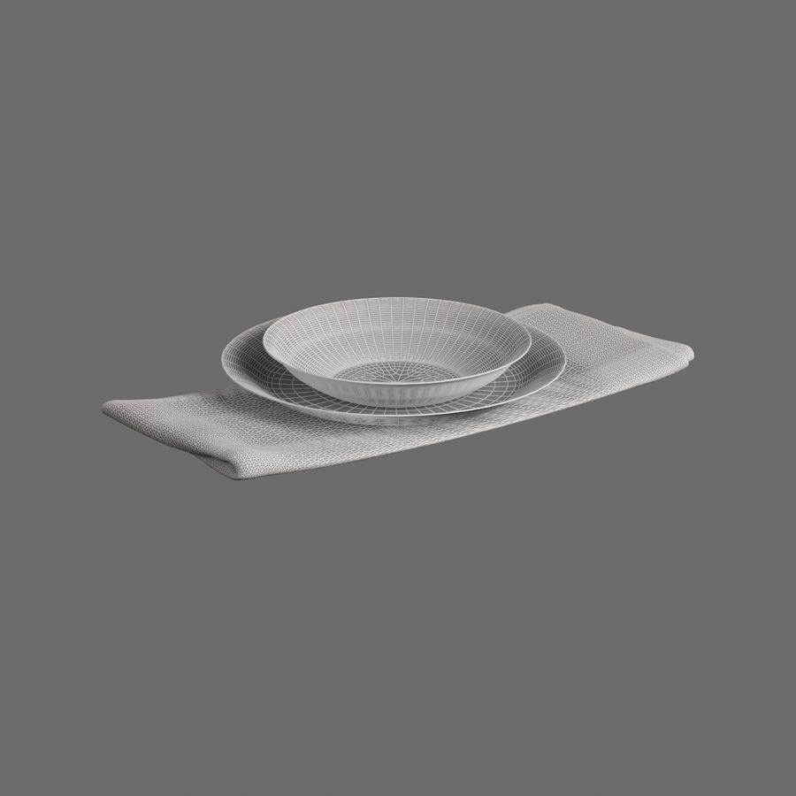 Produzione Cucina 004 royalty-free 3d model - Preview no. 8