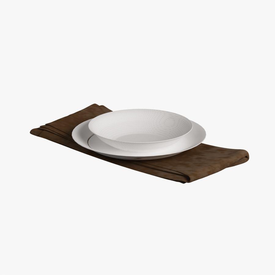 Produzione Cucina 004 royalty-free 3d model - Preview no. 6