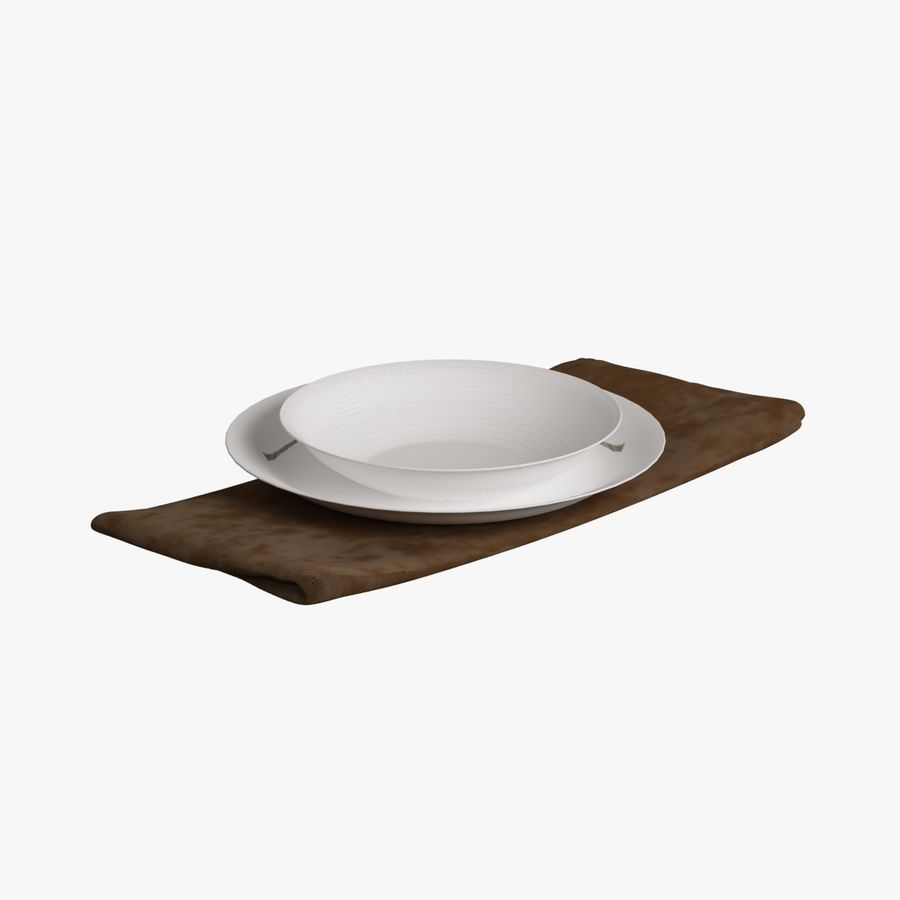 Produzione Cucina 004 royalty-free 3d model - Preview no. 5