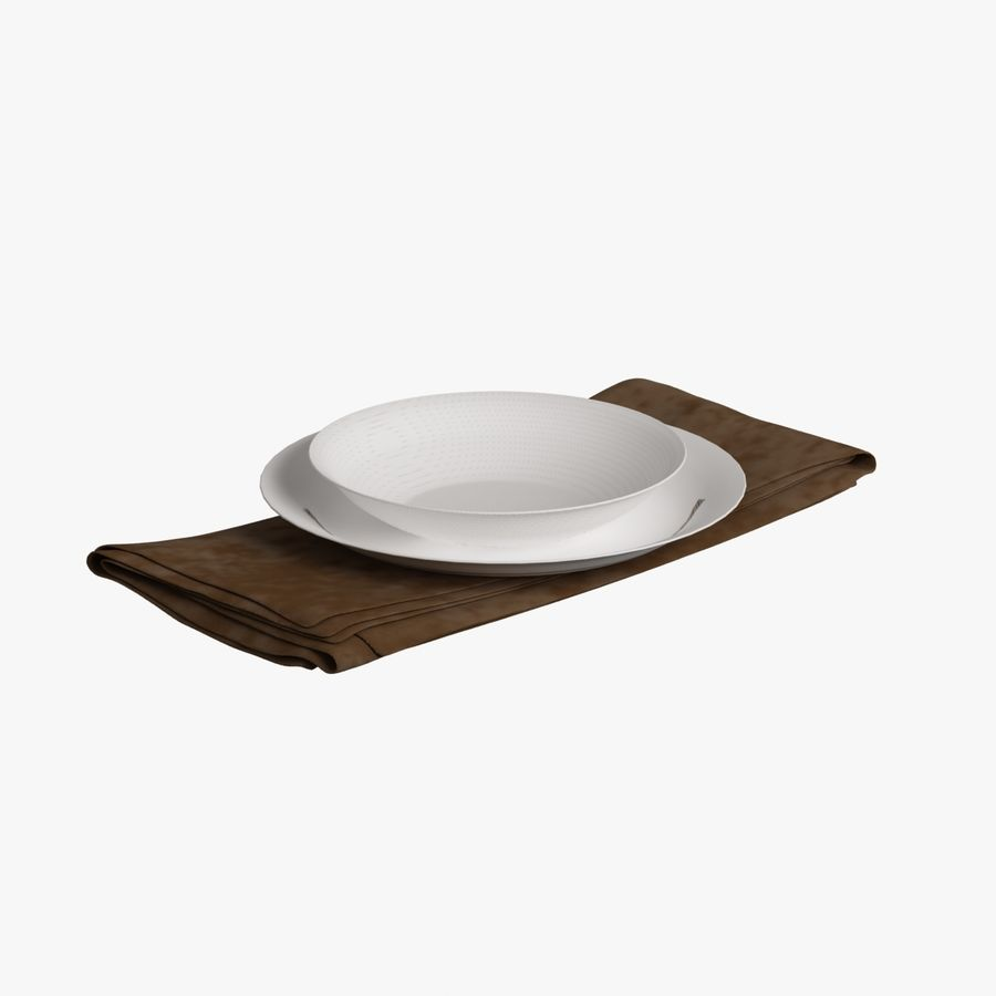 Produzione Cucina 004 royalty-free 3d model - Preview no. 1