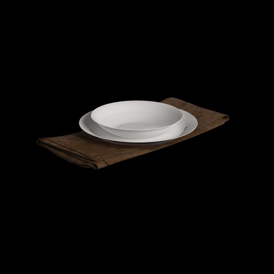 Produzione Cucina 004 royalty-free 3d model - Preview no. 2