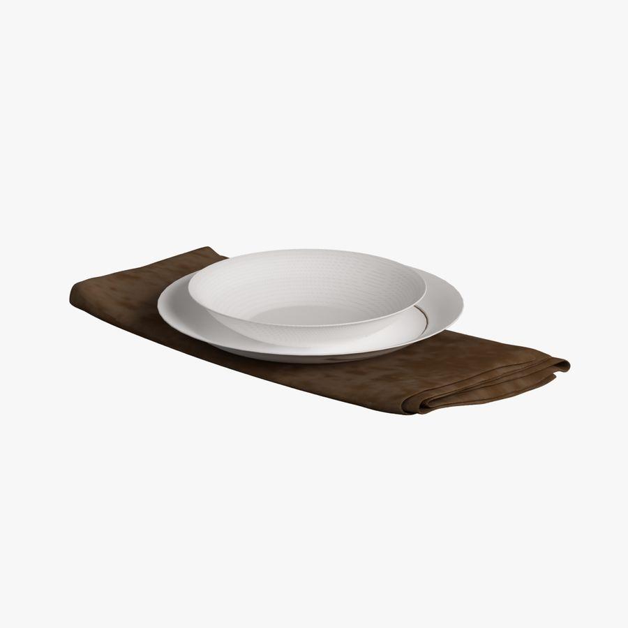 Produzione Cucina 004 royalty-free 3d model - Preview no. 4