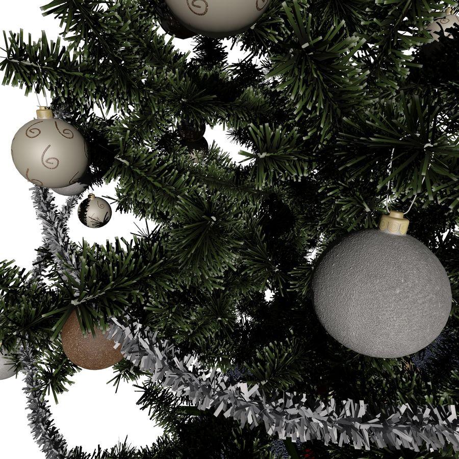 Árvore de Natal royalty-free 3d model - Preview no. 6