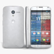 Motorola Moto X Blanc 3d model