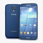 Samsung I9506 Galaxy S4 Arctic Blue 3d model