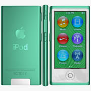 Apple iPod Nano 3d model