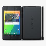Asus Google Nexus 7(新世代)2013 3d model