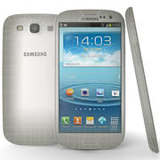 Samsung Galaxy S3 3d model