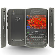 Blackberry 9650 3d model