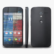 Motorola Moto X Black 3d model
