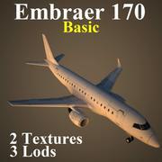 E170 기본 3d model