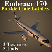 E170 많은 3d model
