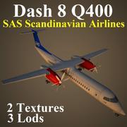 DH8D SAS 3d model