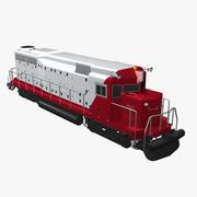 Train DSR 3d model