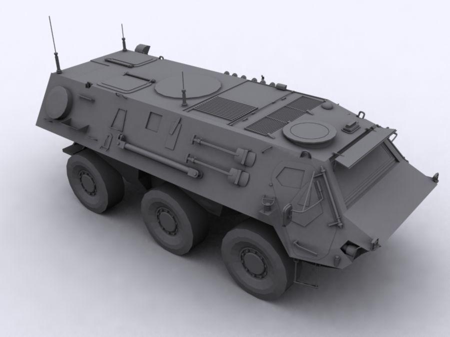 APC Fuchs royalty-free 3d model - Preview no. 1