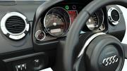Samochód - deska rozdzielcza pojazdu 3d model