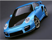 Porsche 911 GT2 RS 2012 3d model