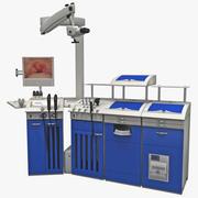 Servant Ent Workstation Atmos S 61 3d model