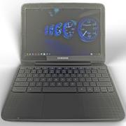 Samsung Chromebook 3d model