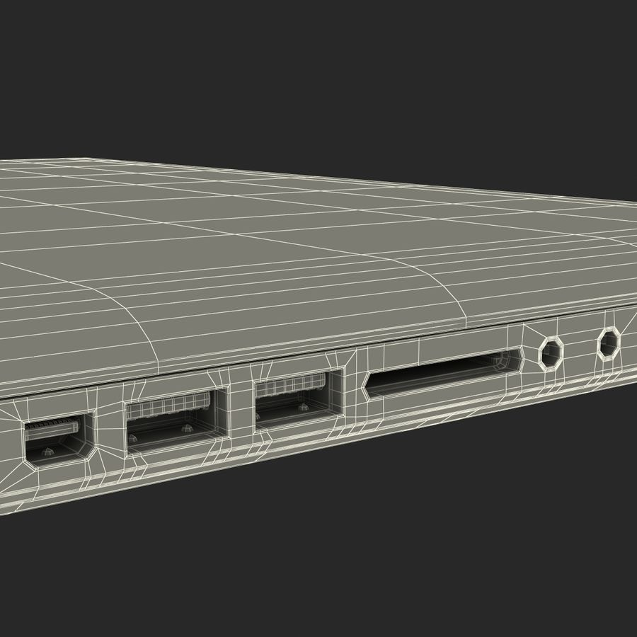 Apple MacBookPro 15 royalty-free 3d model - Preview no. 58
