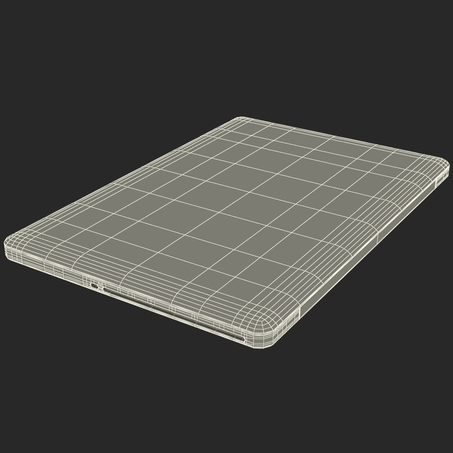 Apple MacBookPro 15 royalty-free 3d model - Preview no. 53