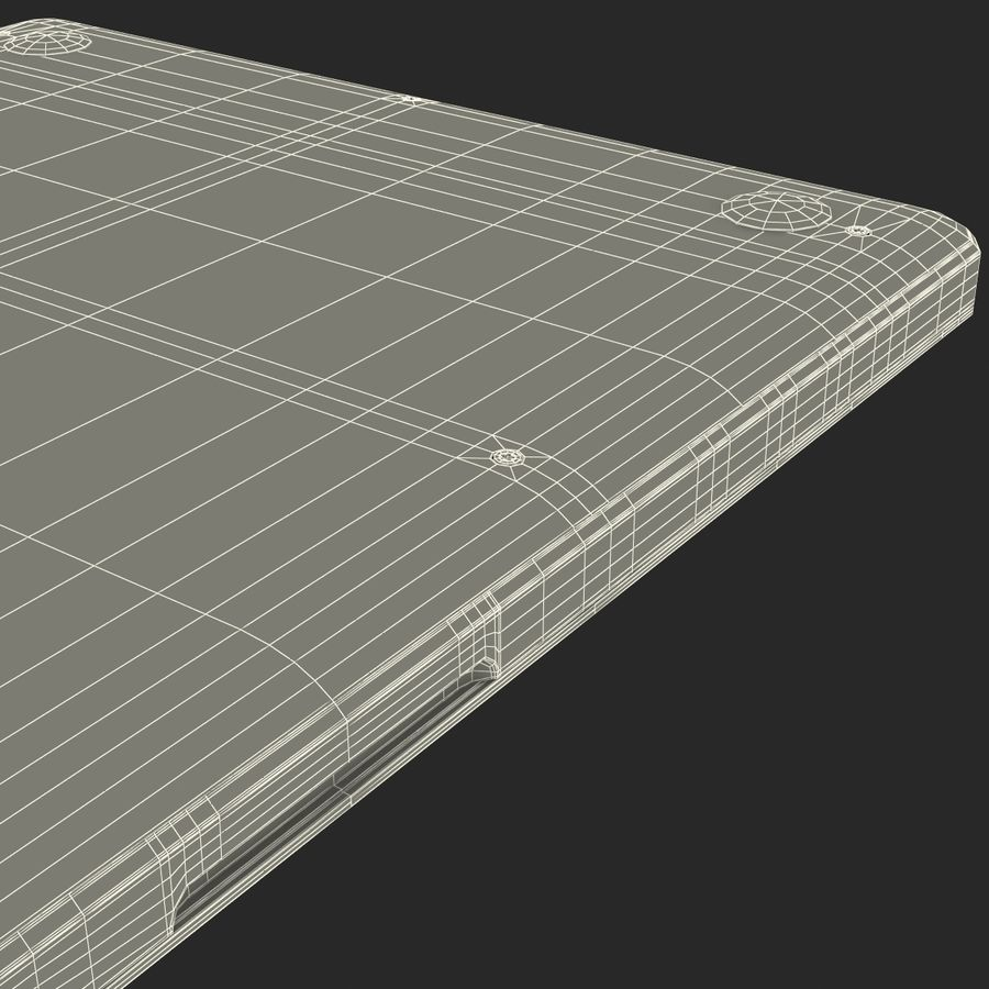 Apple MacBookPro 15 royalty-free 3d model - Preview no. 62