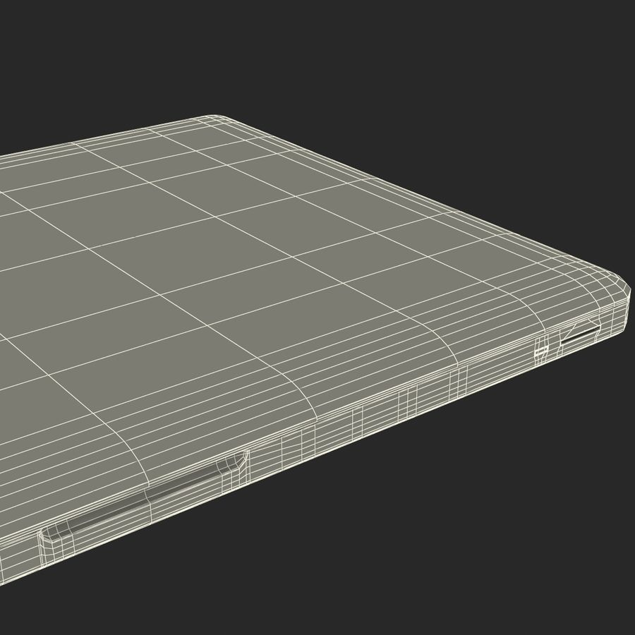 Apple MacBookPro 15 royalty-free 3d model - Preview no. 59