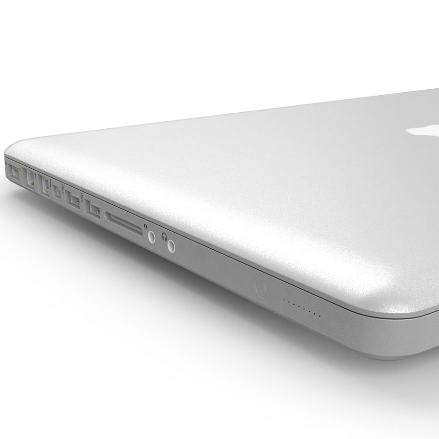 Apple MacBookPro 15 royalty-free 3d model - Preview no. 25