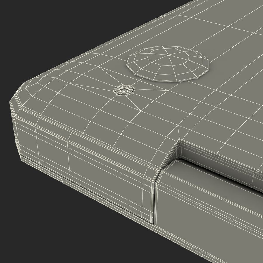 Apple MacBookPro 15 royalty-free 3d model - Preview no. 61