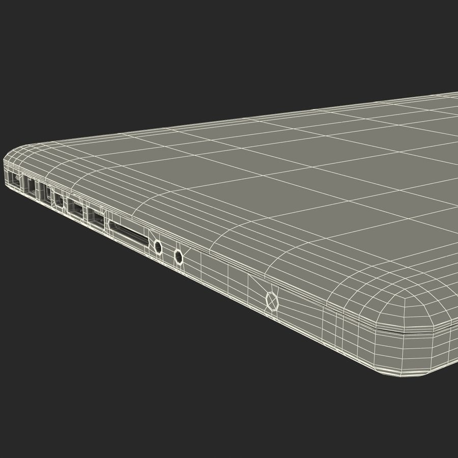 Apple MacBookPro 15 royalty-free 3d model - Preview no. 56