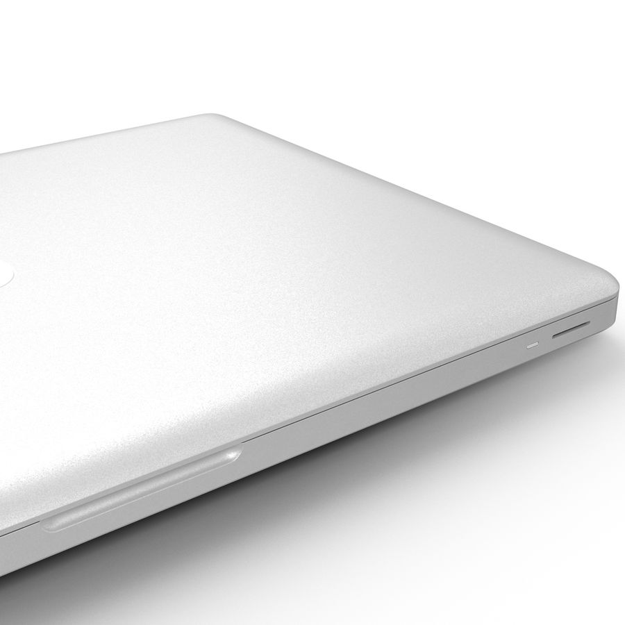Apple MacBookPro 15 royalty-free 3d model - Preview no. 28