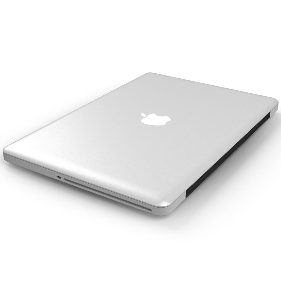 Apple MacBookPro 15 royalty-free 3d model - Preview no. 22