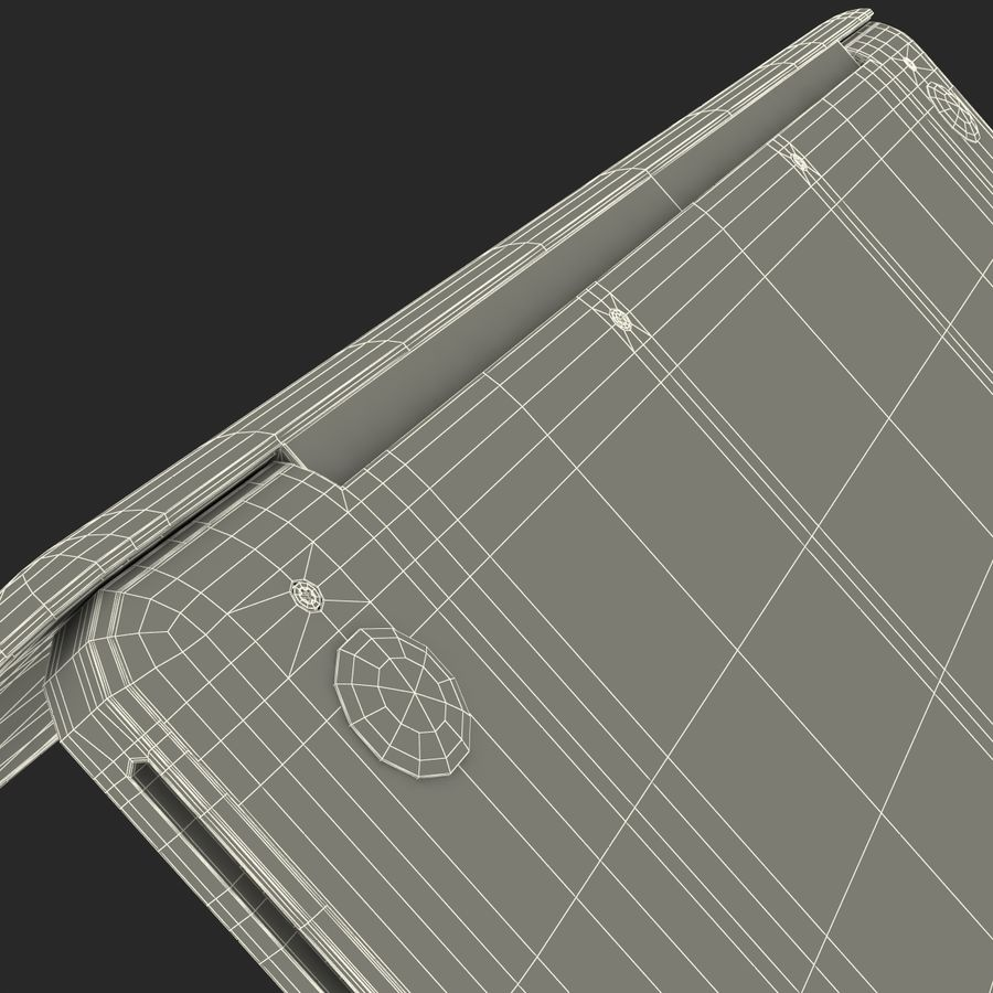 Apple MacBookPro 15 royalty-free 3d model - Preview no. 42
